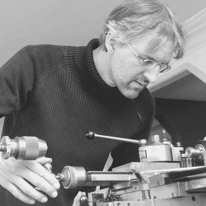 Patrick Malotki Schmuckdesigner